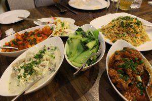 Bhutanese food ブータン料理