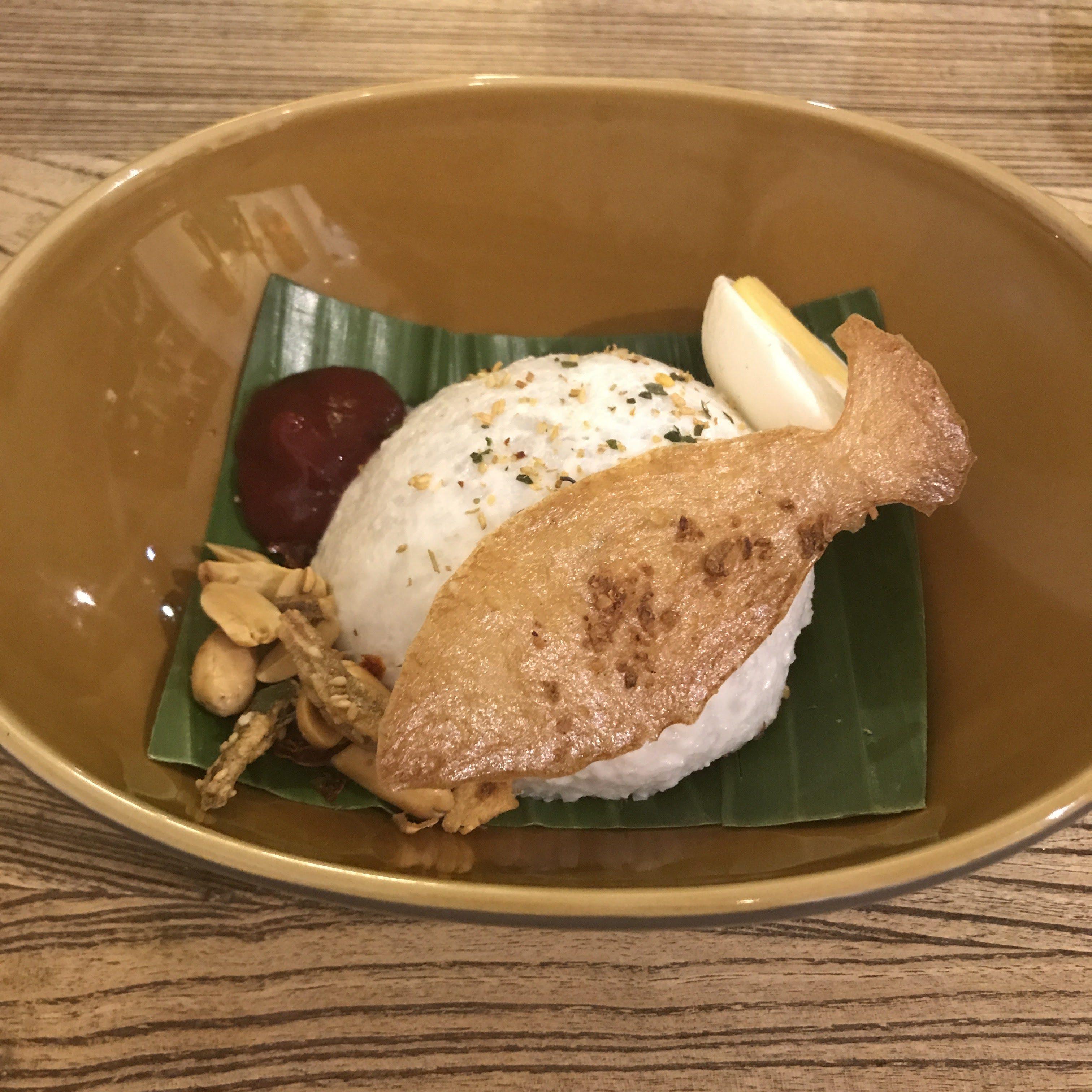 ユニークデザート@Non Entrée Desserts(ファーラーパーク/シンガポール)