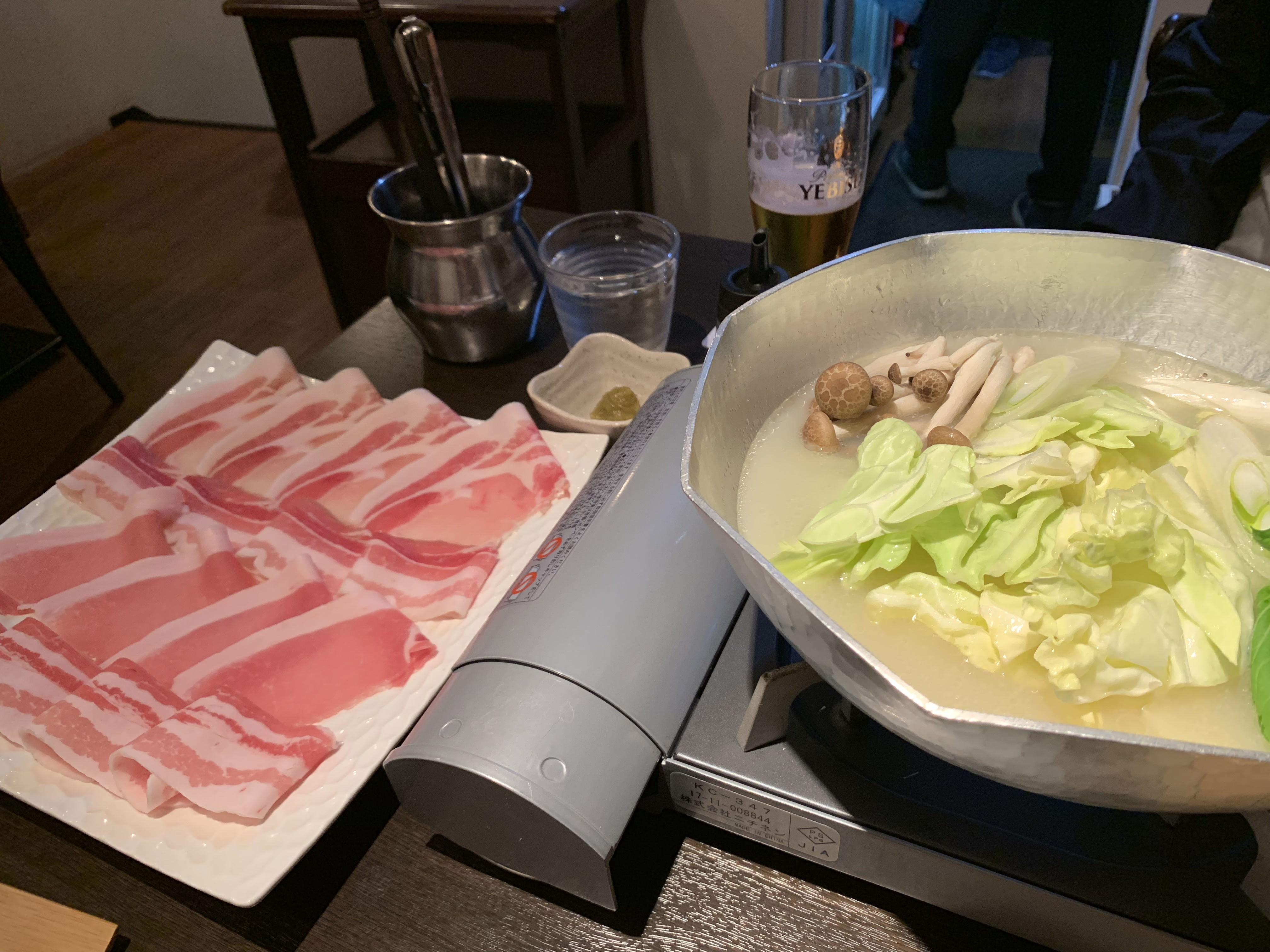 絶品豚料理 @ シャ豚ブリアン(神楽坂/東京)