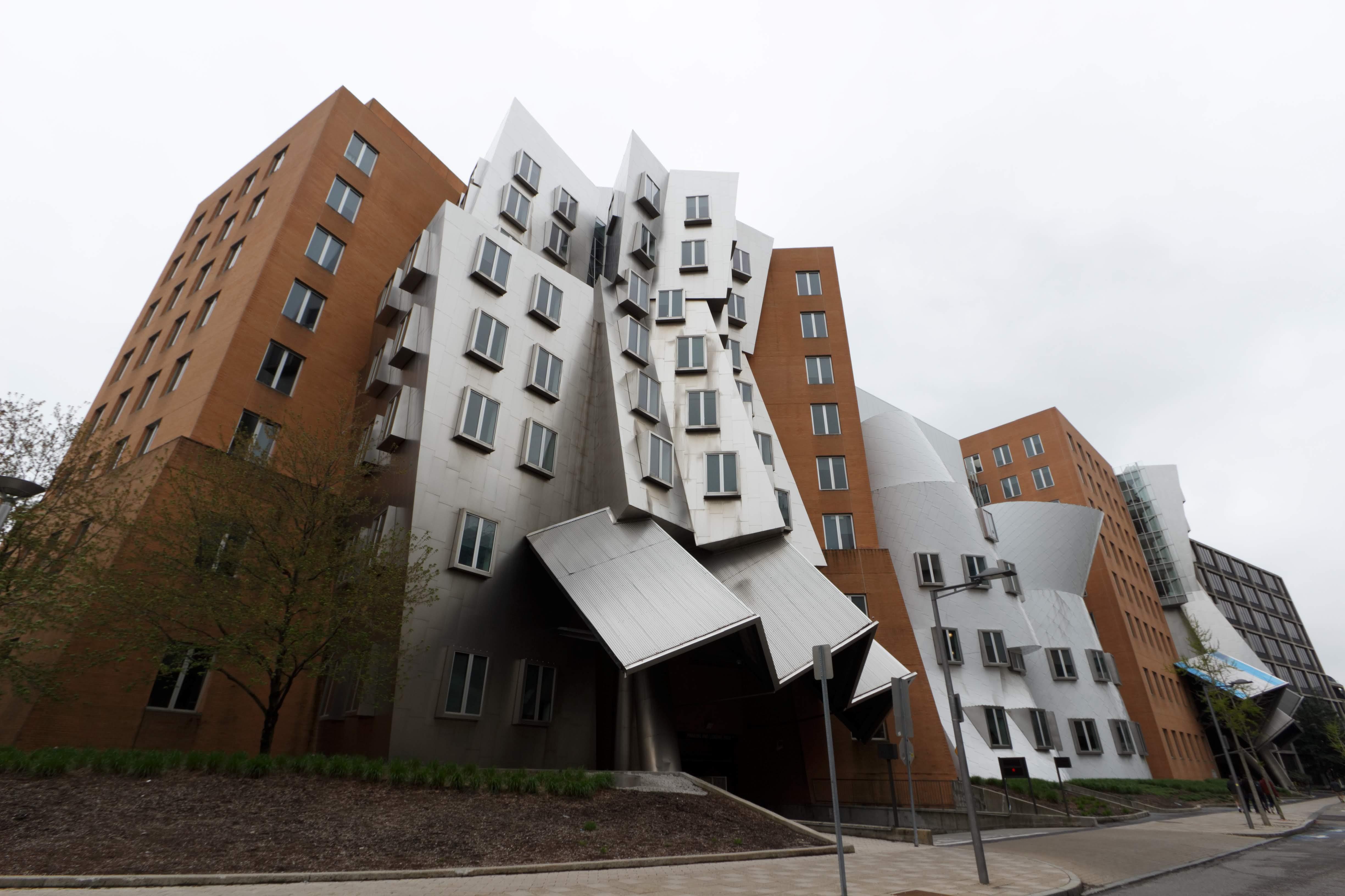 アメリカ東海岸 5 : ボストン大学巡りと市内観光