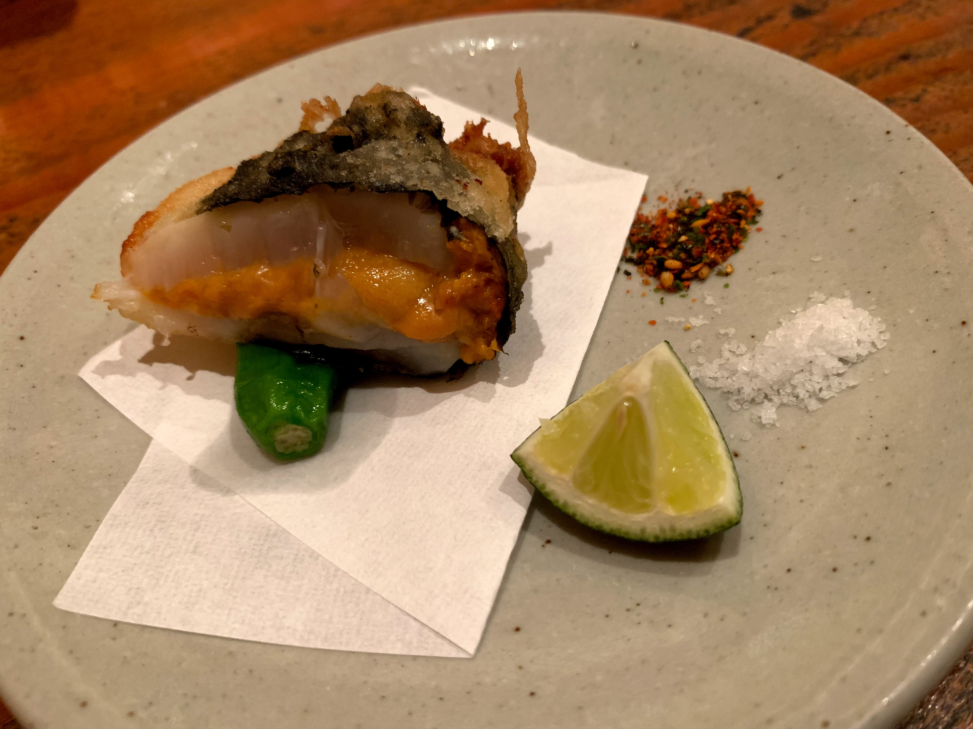 野菜と魚が美味しい隠れ家 @ ちょい干してっ平(神楽坂/ 東京)