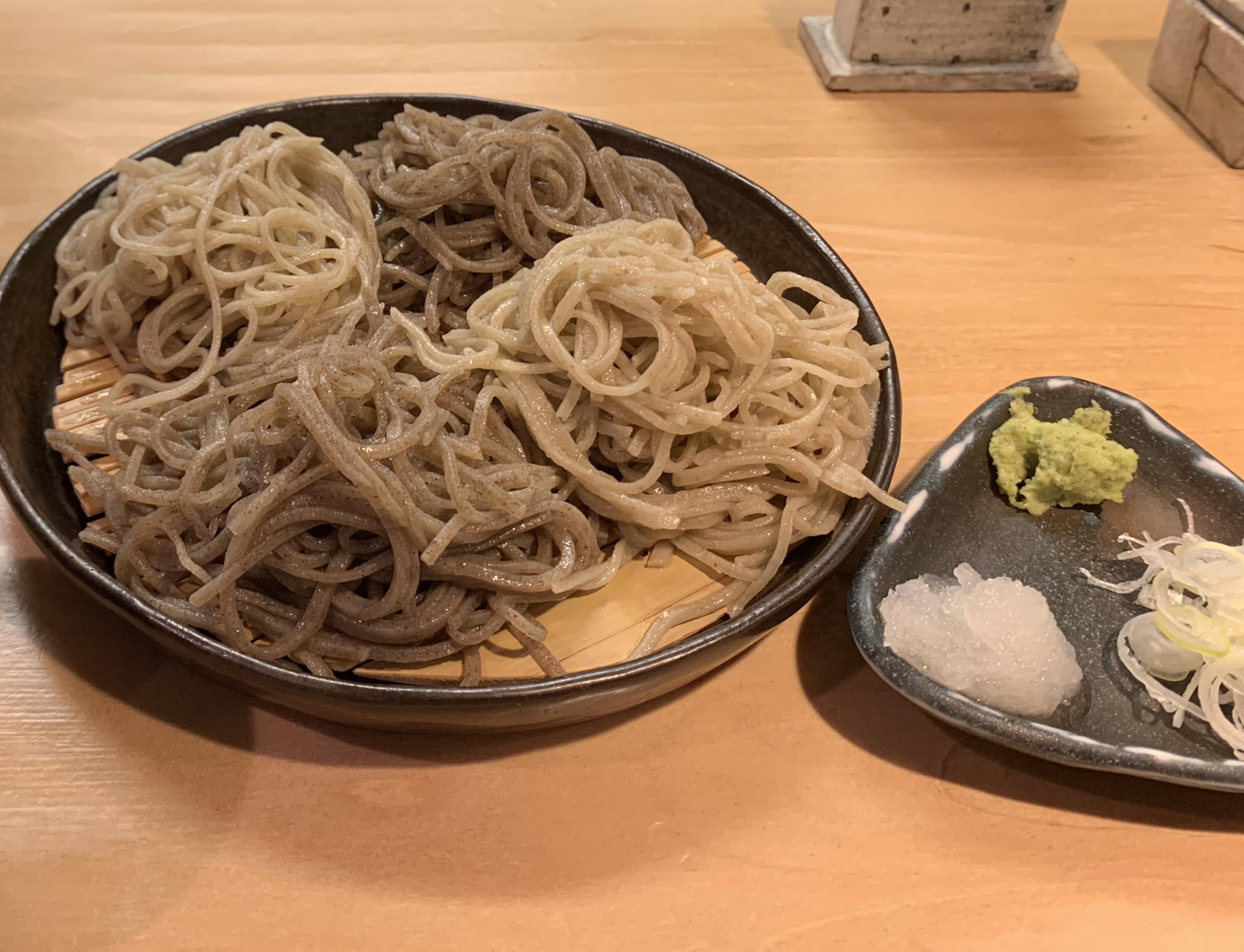 行列のできるお蕎麦屋さん @ 蕎楽亭(神楽坂/東京)