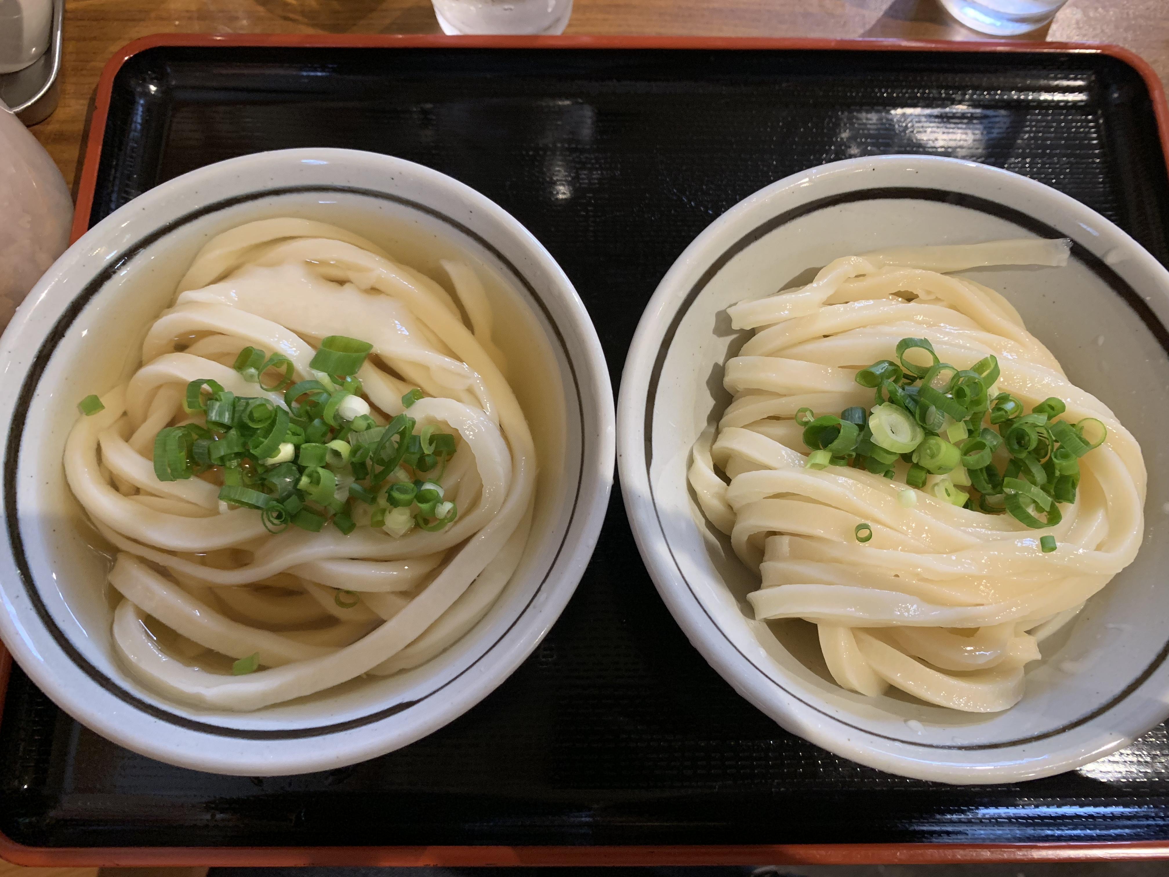 コシ最強うどん@純手打ち讃岐うどん五郎(錦糸町/東京)