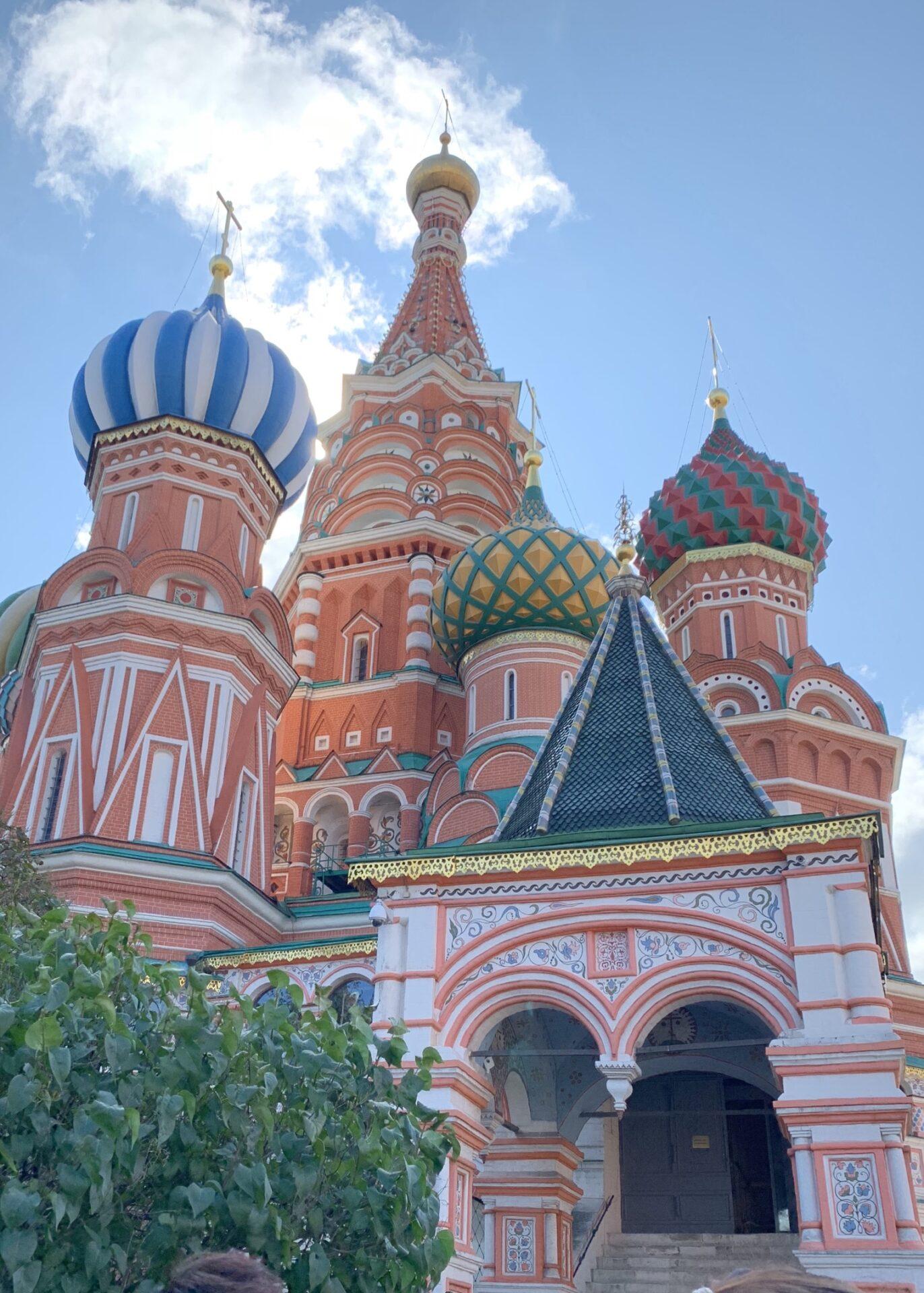 ロシア 2 : クレムリンと赤の広場(モスクワ)