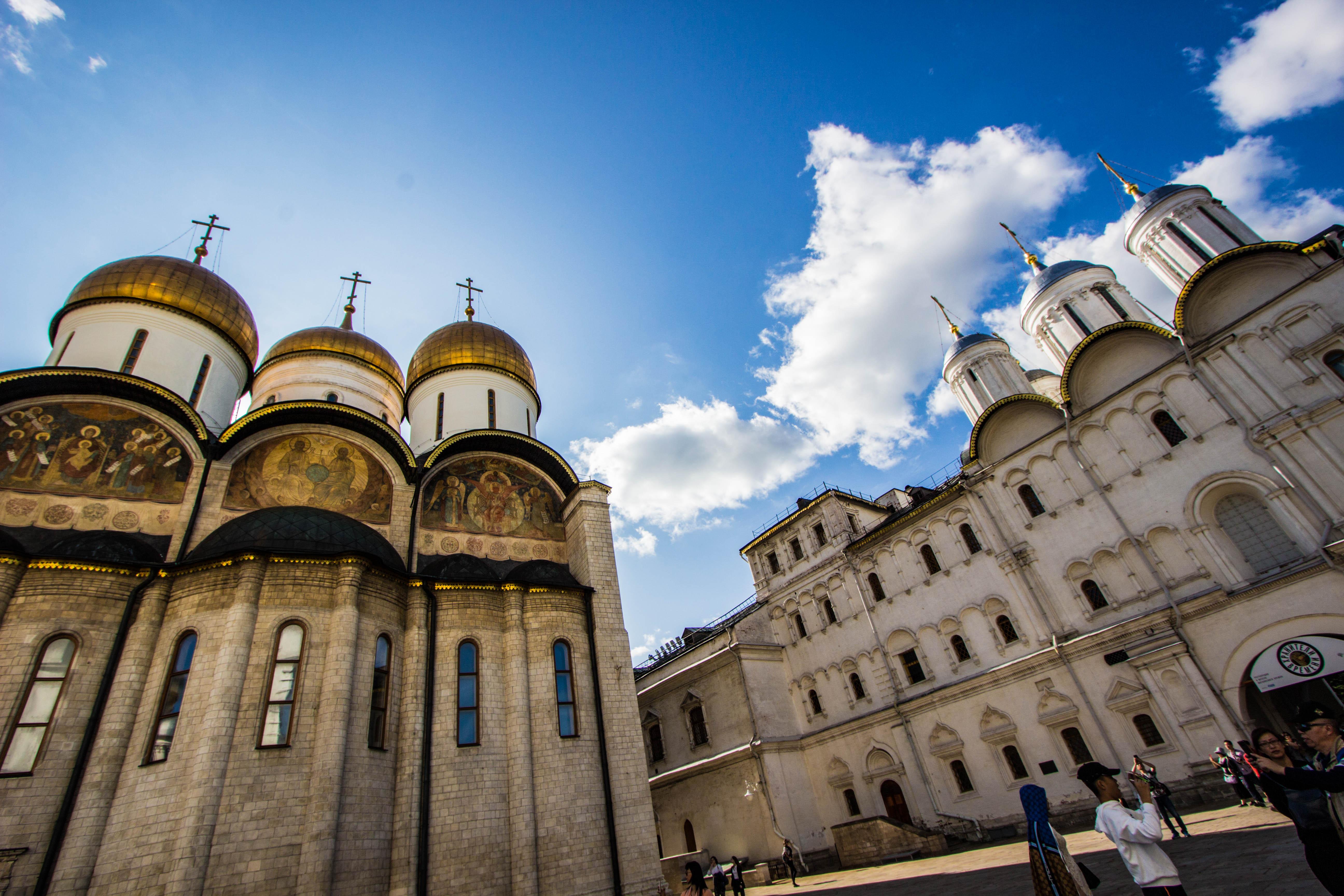 モスクワ : クレムリン・赤の広場を効率的に回るには?